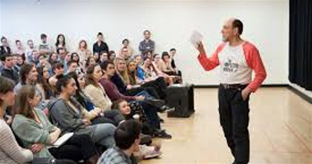 Why Should You Take Up Acting Classes? Acting class