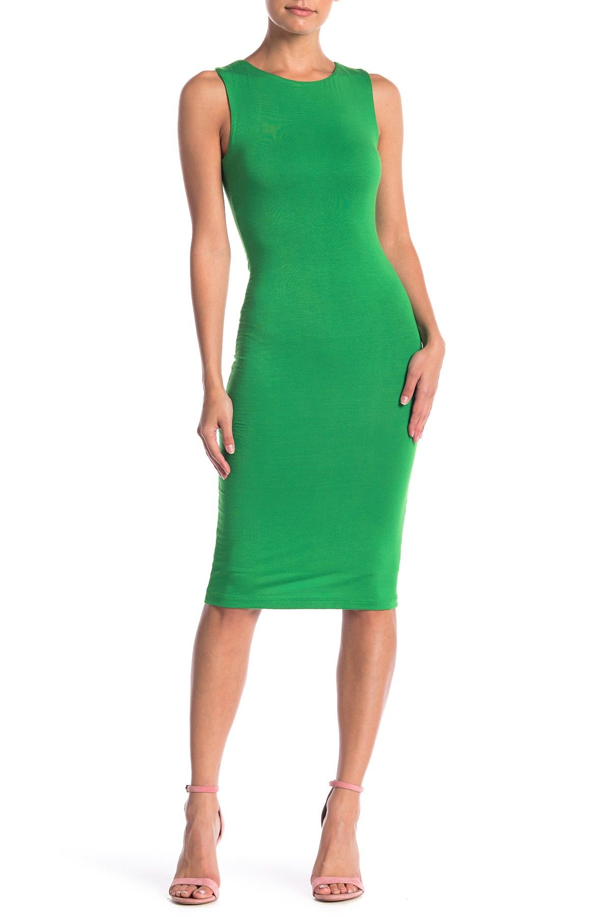 Velvet Torch Racerback Bodycon Midi Dress Nordstrom Rack Midi Dress Bodycon Dresses Midi Dress [ 1800 x 1200 Pixel ]