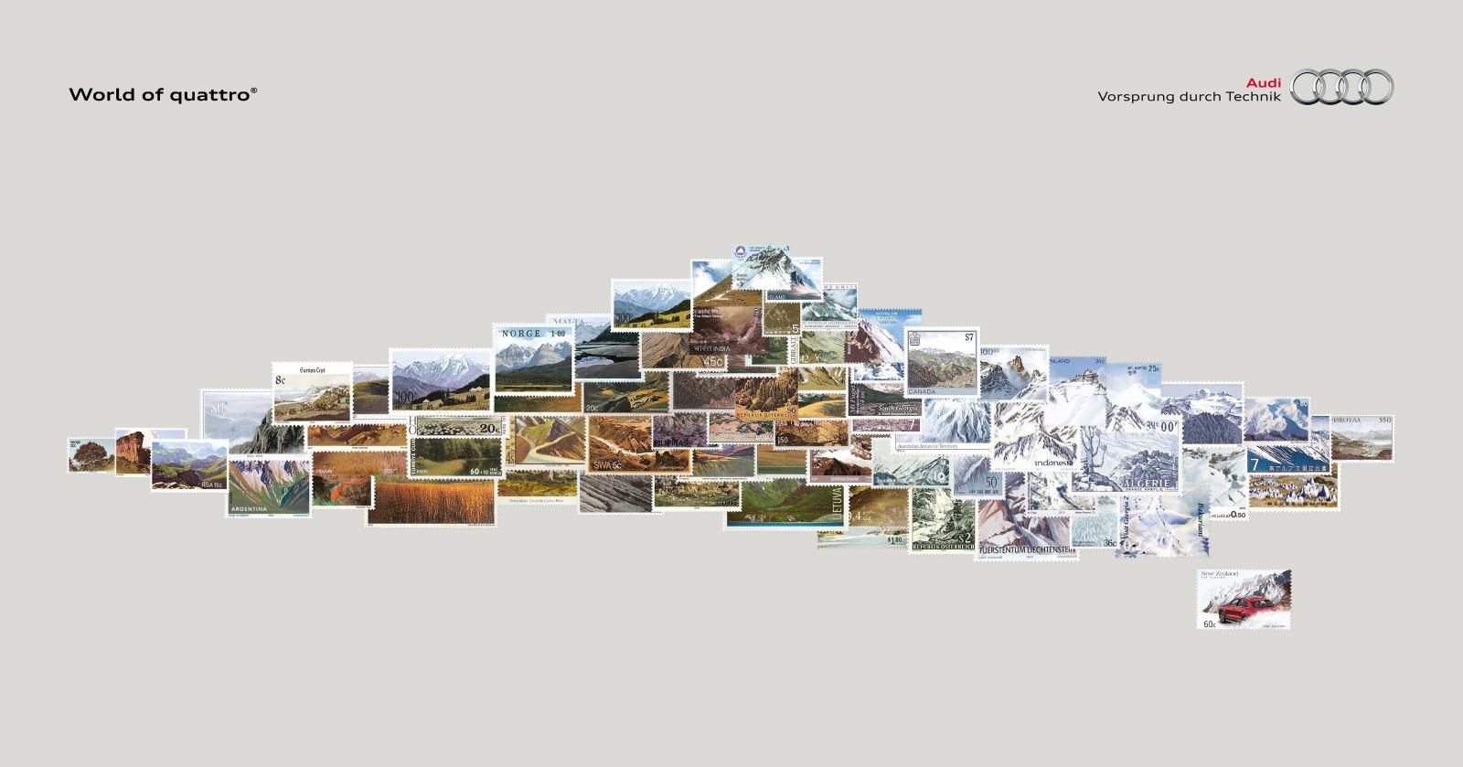 "Audi Quattro: ""Mountain"""