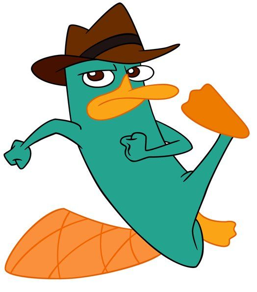 Agent P/Perry the Platypus (Phineas and Ferb) | Favorite Charters ...