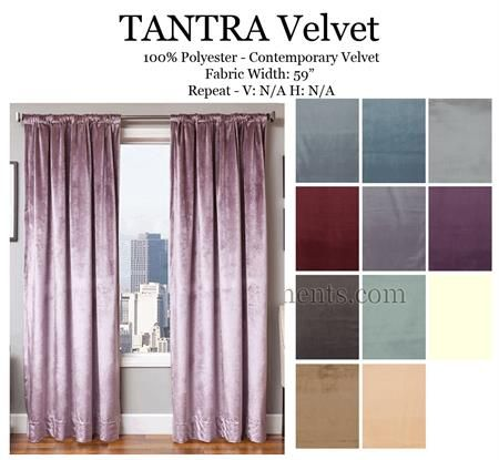 Tantra Velvet Curtains Bestwindowtreatments Com Purple Curtains Homemade Curtains Colorful Curtains
