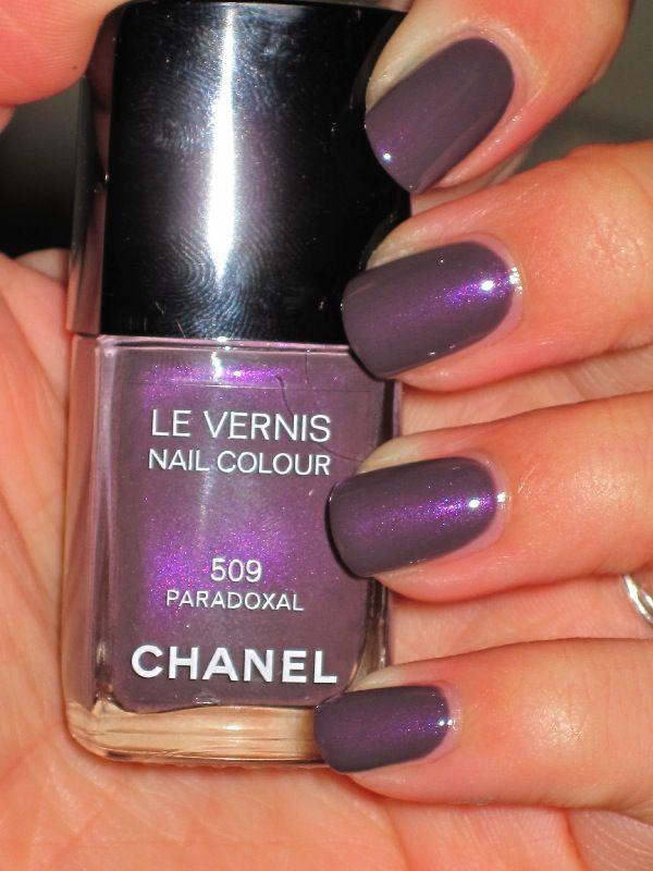 Chanel Paradoxal. Still available online!