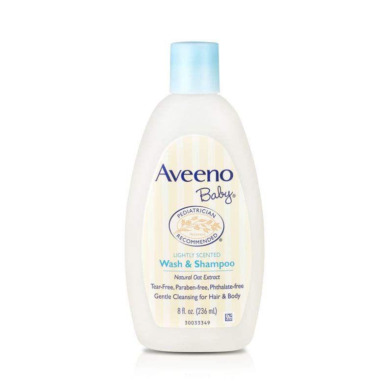 Hot new baby care deals 492 aveeno baby gentle wash