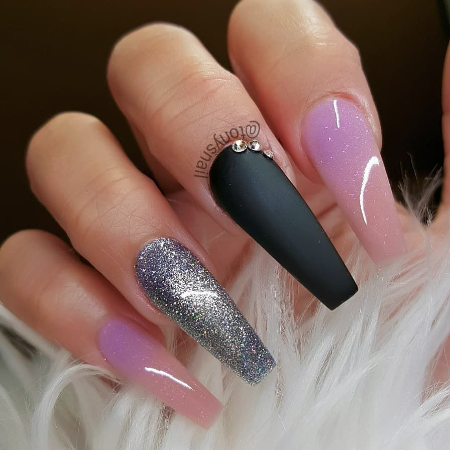 30 sweet winter awesome nail design | Design on Nails | Nails, Fancy ...