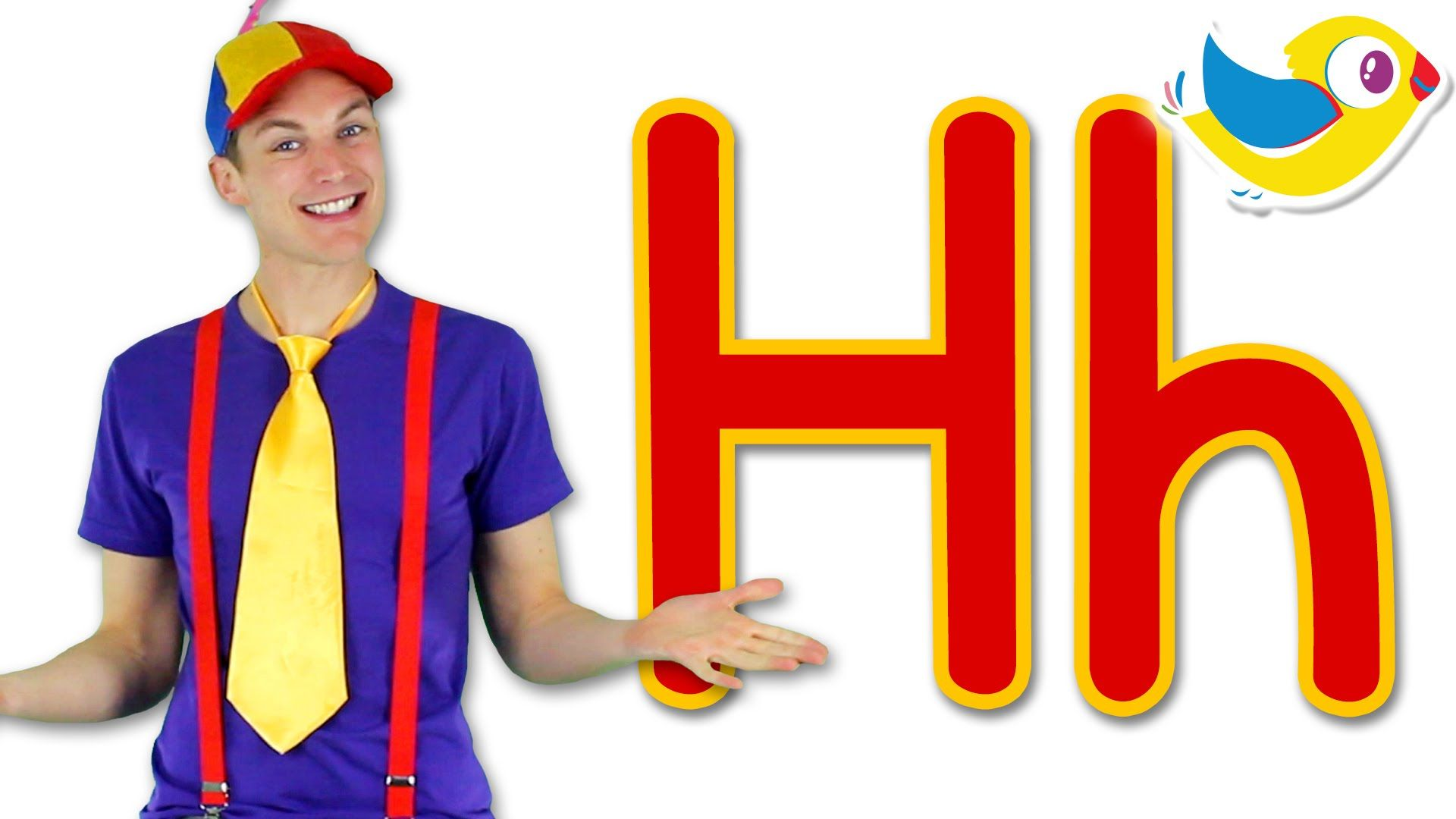 ABC Song The Letter H Song Learn the Alphabet