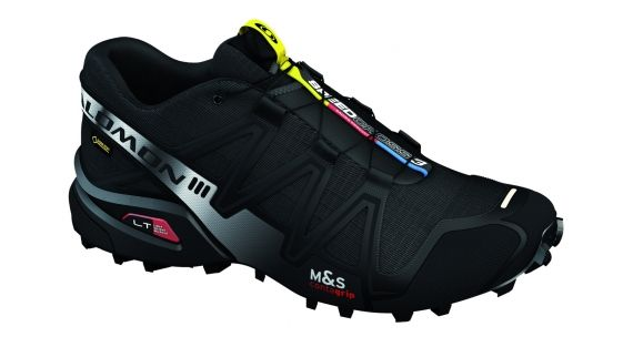 6652eaf4cd Zapatillas para trail running Salomon Speedcross 3 GTX gris/negro para  hombre