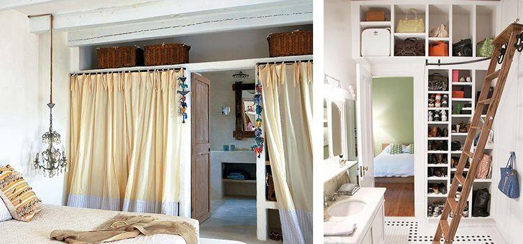 Un vestidor para habitaciones peque as grupo mapesa for Armarios para habitaciones pequenas
