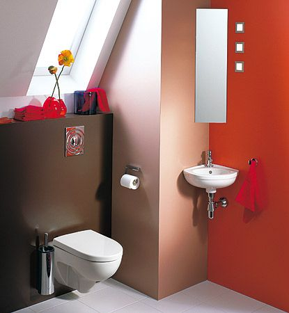 Moderne Gäste Wc kein raum ist zu klein für durchdachte gäste wc konzepte so werden