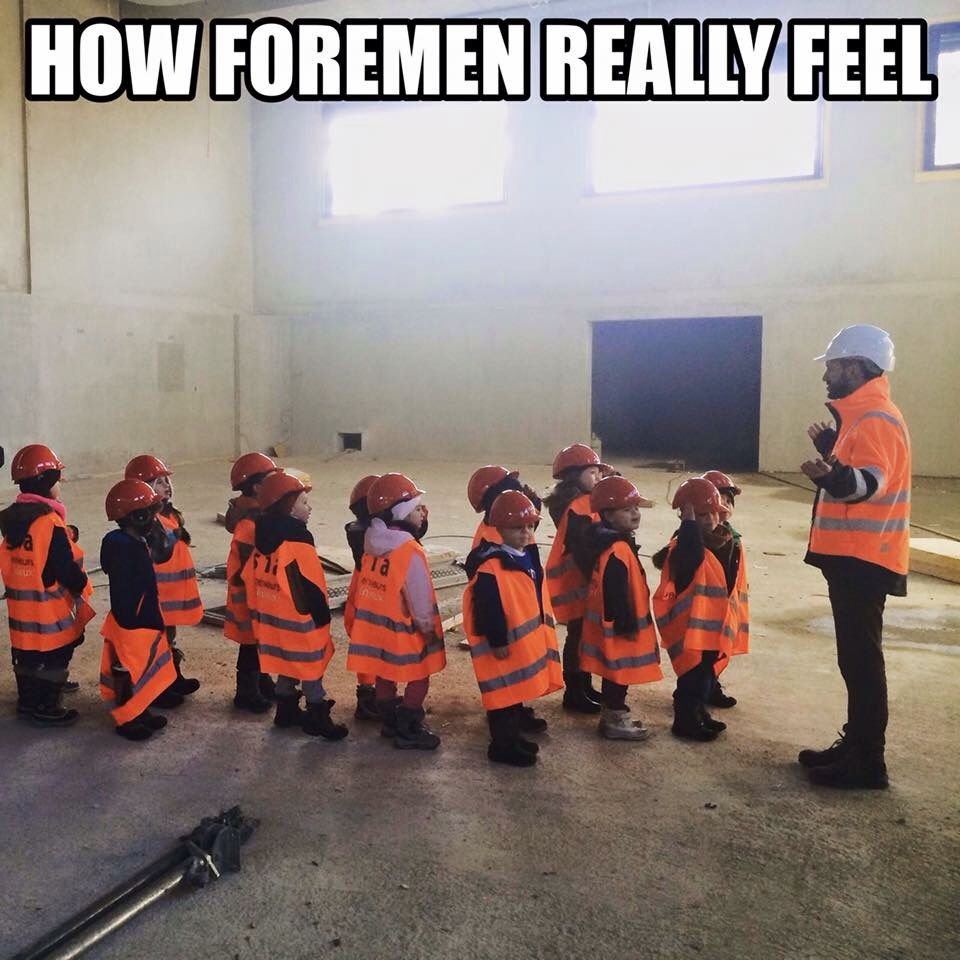 Funny Construction Safety Memes