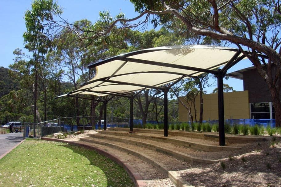 Creative Canvas Shade Solutions Northern Beaches Shade Sails Sydney In 2020 Shade Structure Diy Backyard Landscaping Beach Shade
