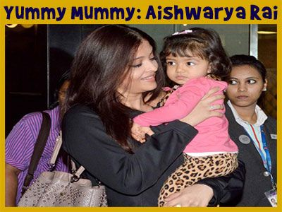 Aishwarya Rai Bachchan  is perhaps the most doting celebrity mother that one can talk about in recent times.Read about her parenting style and her thoughts on motherhood here.