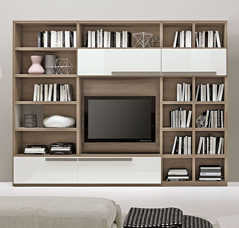 Buy Pavia Bookcase for Sale at Deko Exotic Home Accents Pavia - deko modern living