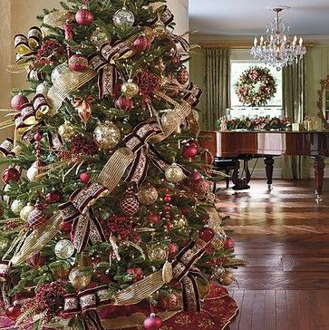 Traditional Home Christmas Decorating Ideas Google Search