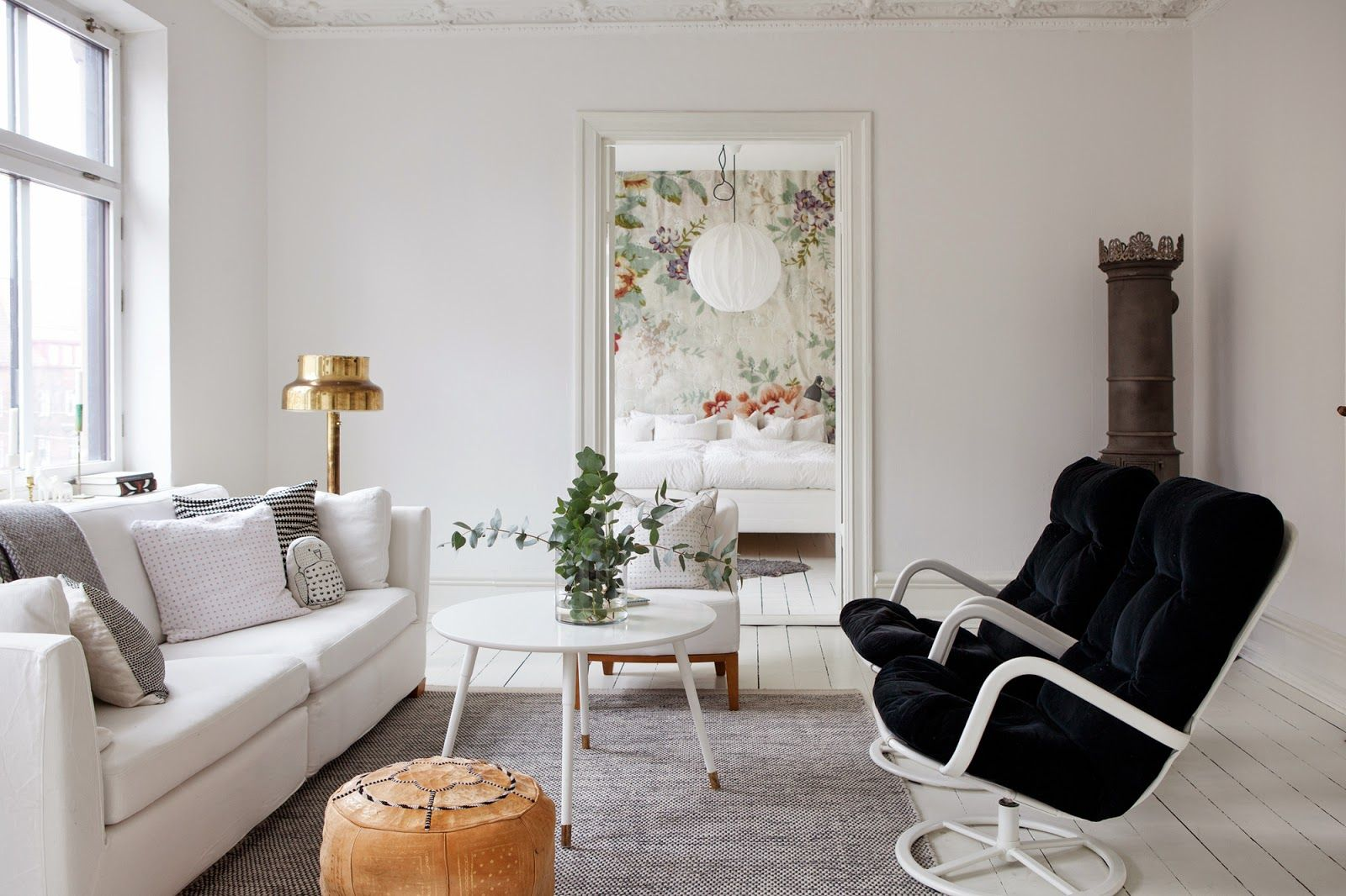 The perfect Swedish home Photo by Bolaget http://www.bo-laget.se/oversikt.php