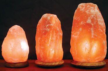Himalayan Salt Crystal Lamp   Mini, Small, Medium And Large