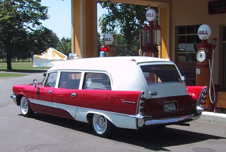 1957 Desoto Firesweep Ambulance Desoto Cars Ford Ambulance Hearse