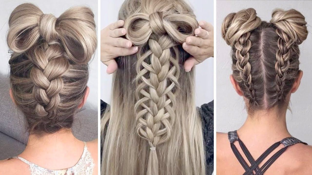 amazing hairstyles tutorials