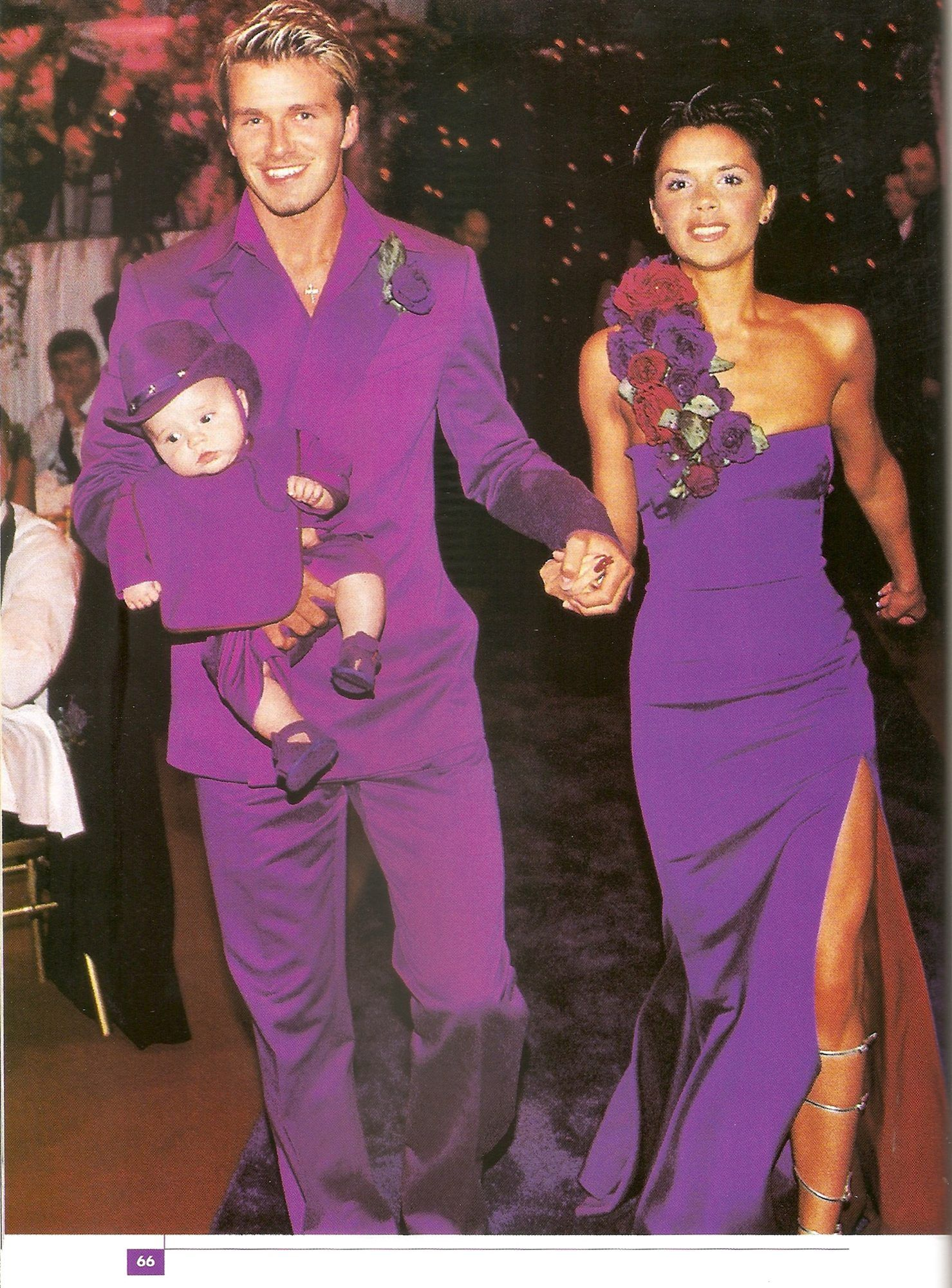 Photo of David and Victoria - Happy 14th Wedding Anniversary for ...