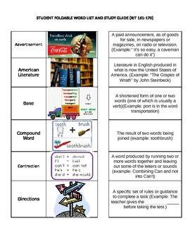 online vocab flash cards