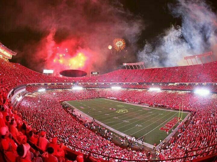 66aeb48f What a gloriously beautiful sight to behold!! | KC CHIEFS | Kansas ...
