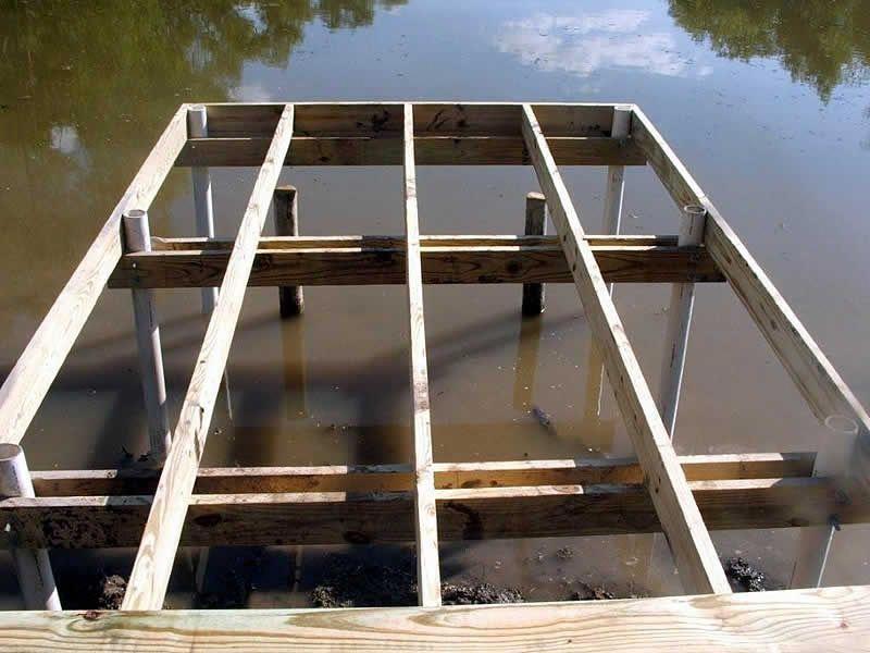Coastal Marine Construction Texas Dock builder Pictures