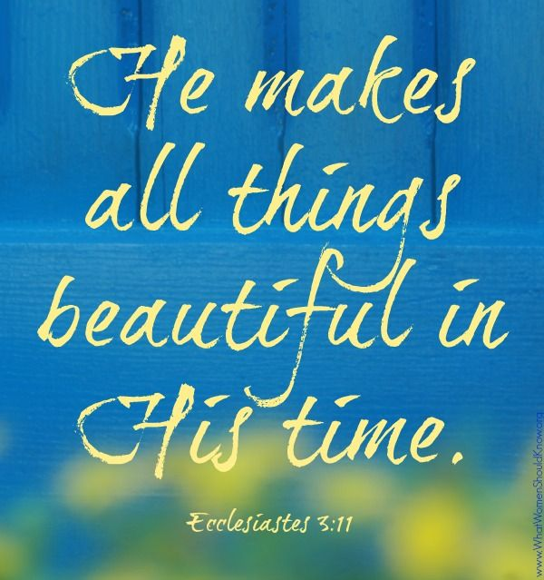 Image result for pictures of in Gods eyes everything beautiful
