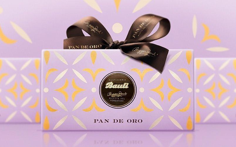 Bauli, Linea Pasticceria - CBA, designing brands with heart