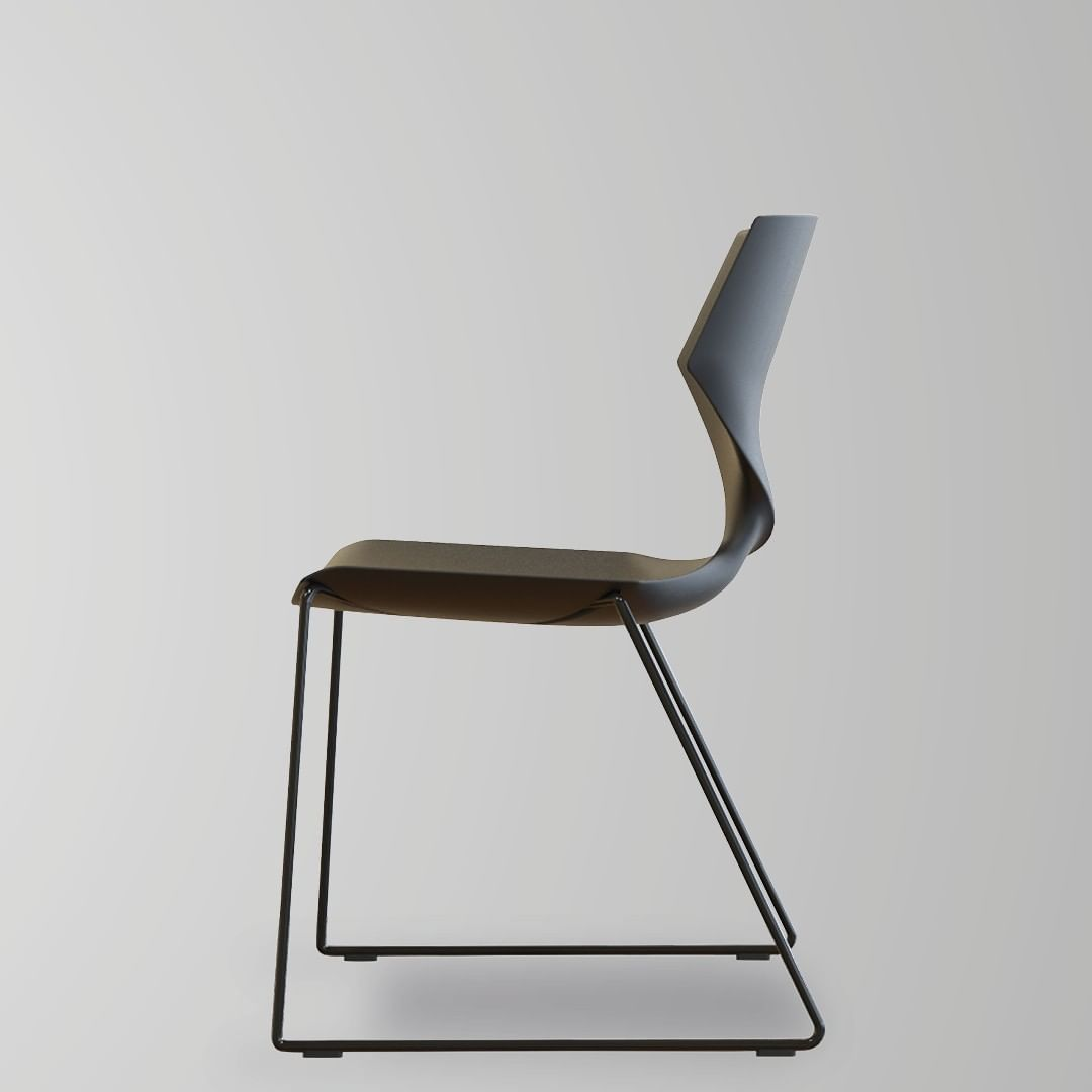 Quo910 A Clean Silhouette On A Polished Or Matt Black And White Lacquered Steel Post Your Pics Using Tononitalia Tononchairs