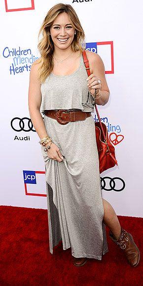 HILARY DUFF'S MAXI photo | Hilary Duff