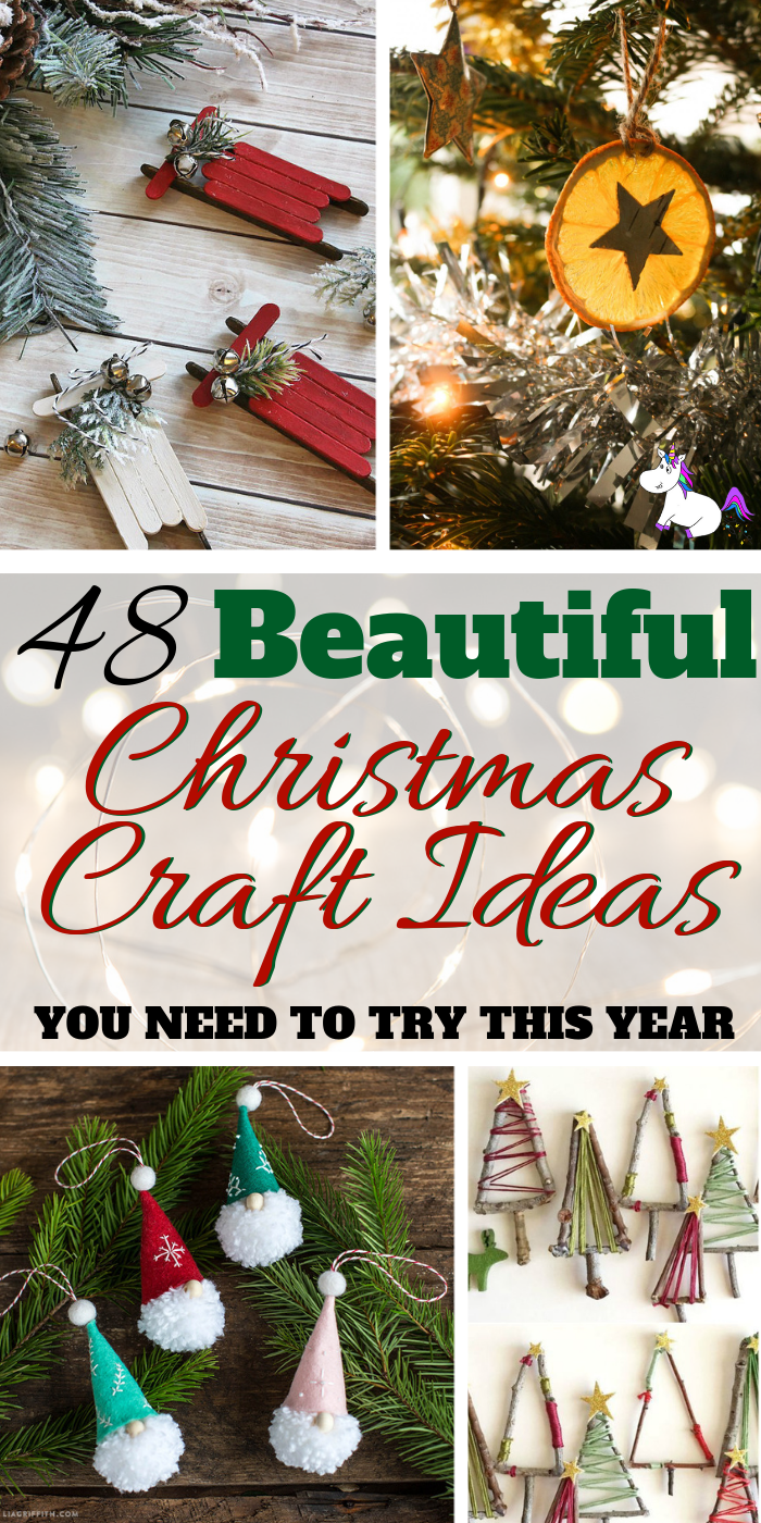 The Best Handmade Christmas Ideas Updated 2019 With Images Christmas Diy Diy Holiday Gifts Christmas Crafts Diy