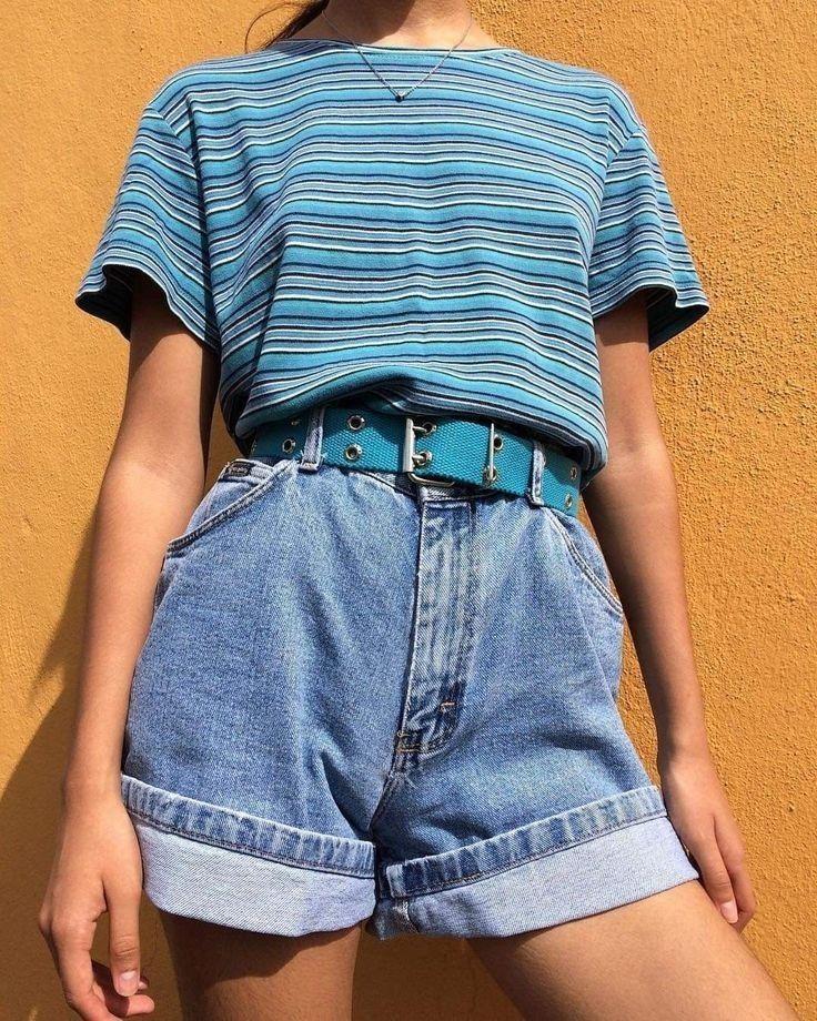 80s fashion outfits La gama de colores cuenta
