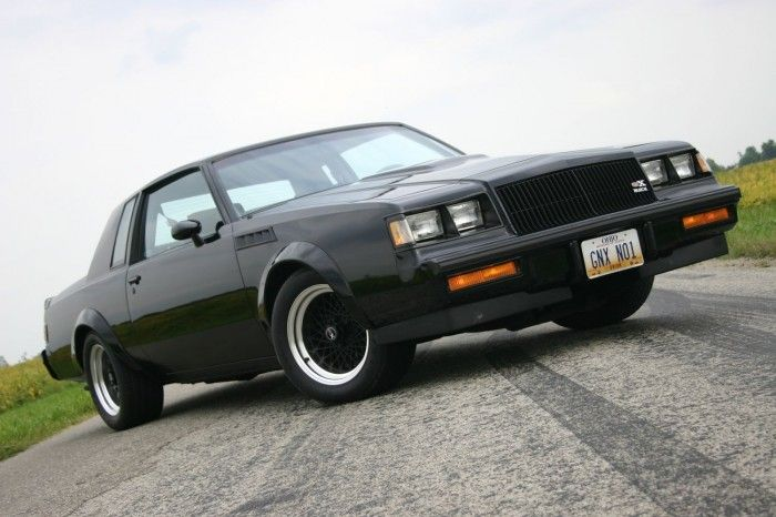 Lost Cars Of The 1980s Buick Gnx Hemmings Daily Buick Grand National Buick Pony Cars