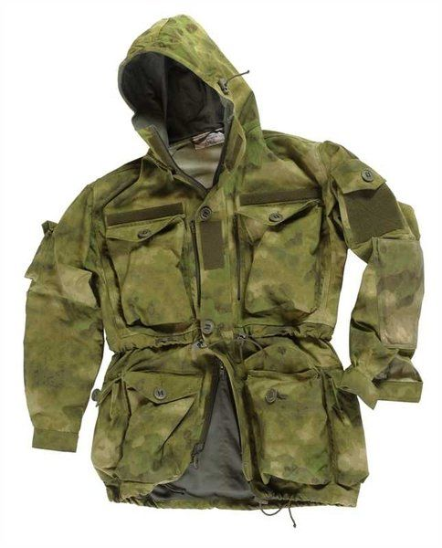 dfb4dc4de4c Leo Köhler operator smock in A-tacs pattern. Why don t they make in khaki