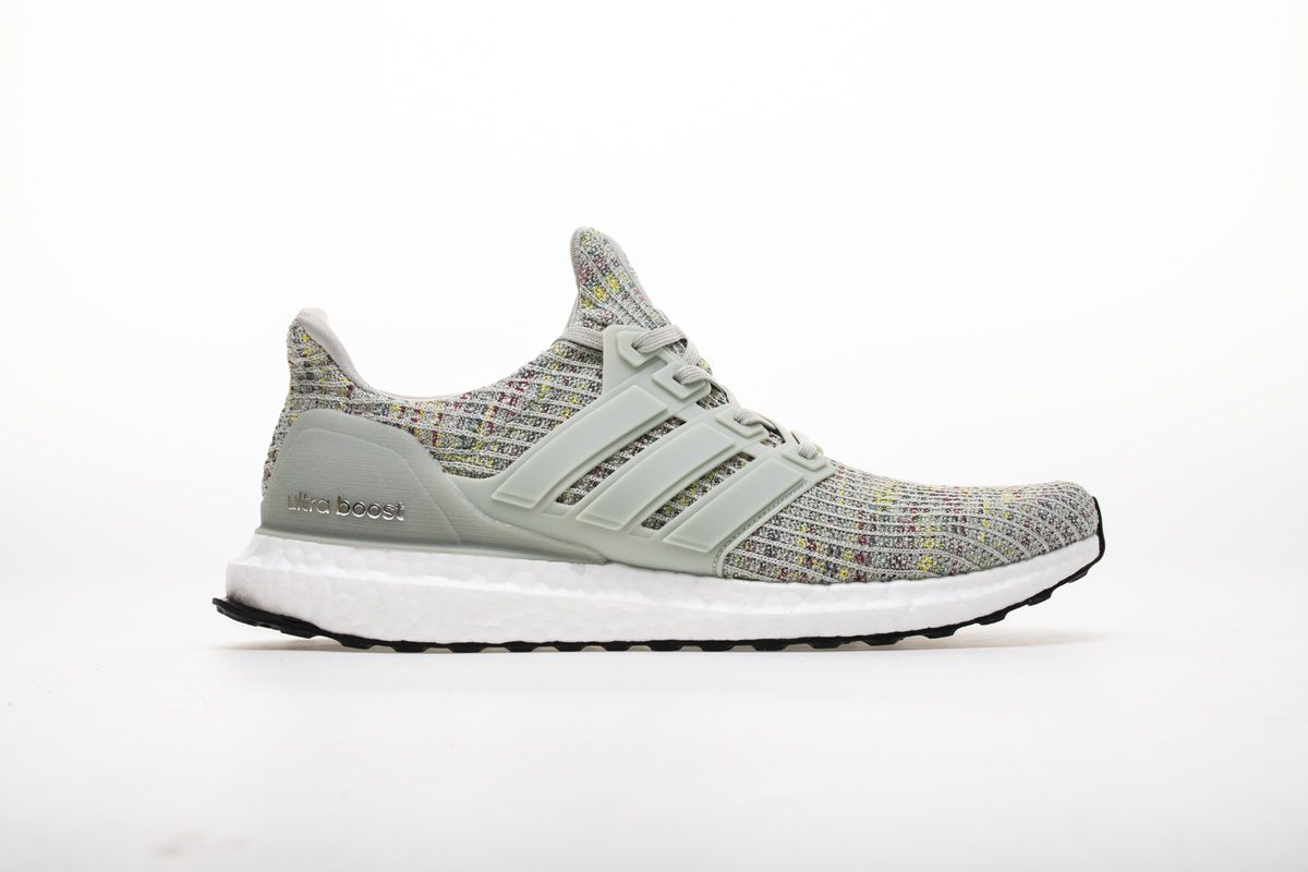 adidas Ultra Boost 4.0 Grey Multicolor Shoes Best Price3 | Adidas ...