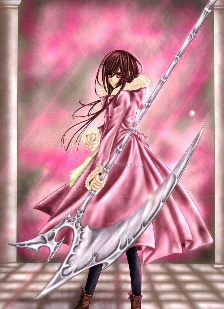 All Vampire Animes pureblood vampire princess | yuki cross | yuki kuran