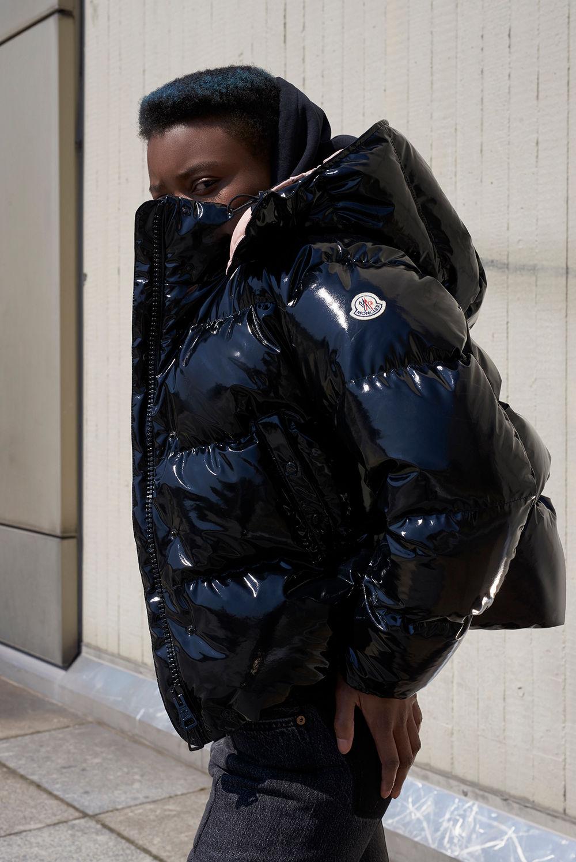 Mens Puffer Down Jacket Hooded Coat Feather Lightweight Hoodies Outwear P