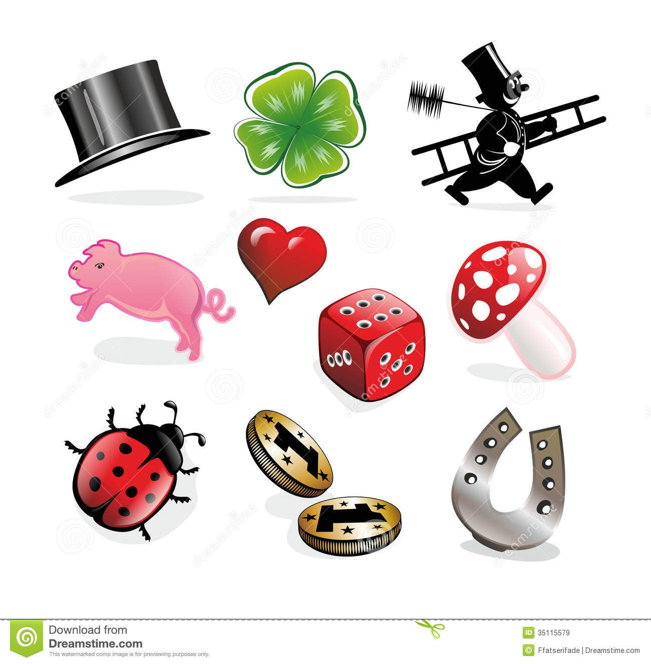 Images for lucky symbols for business graphic pinterest images for lucky symbols for business buycottarizona Image collections