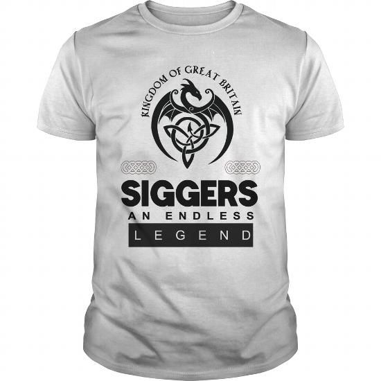 I Love  Kingdom of great britain SIGGERS AN ENDLESS LEGEND T Shirt Design T shirts