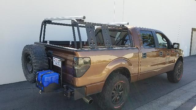 Image Result For Leitner Bed Rack F150 F150 Overland Truck Overlanding