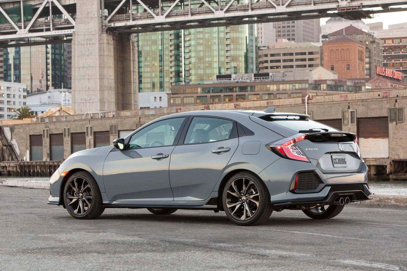 2017 Honda Civic Hatchback First Drive Review Motor