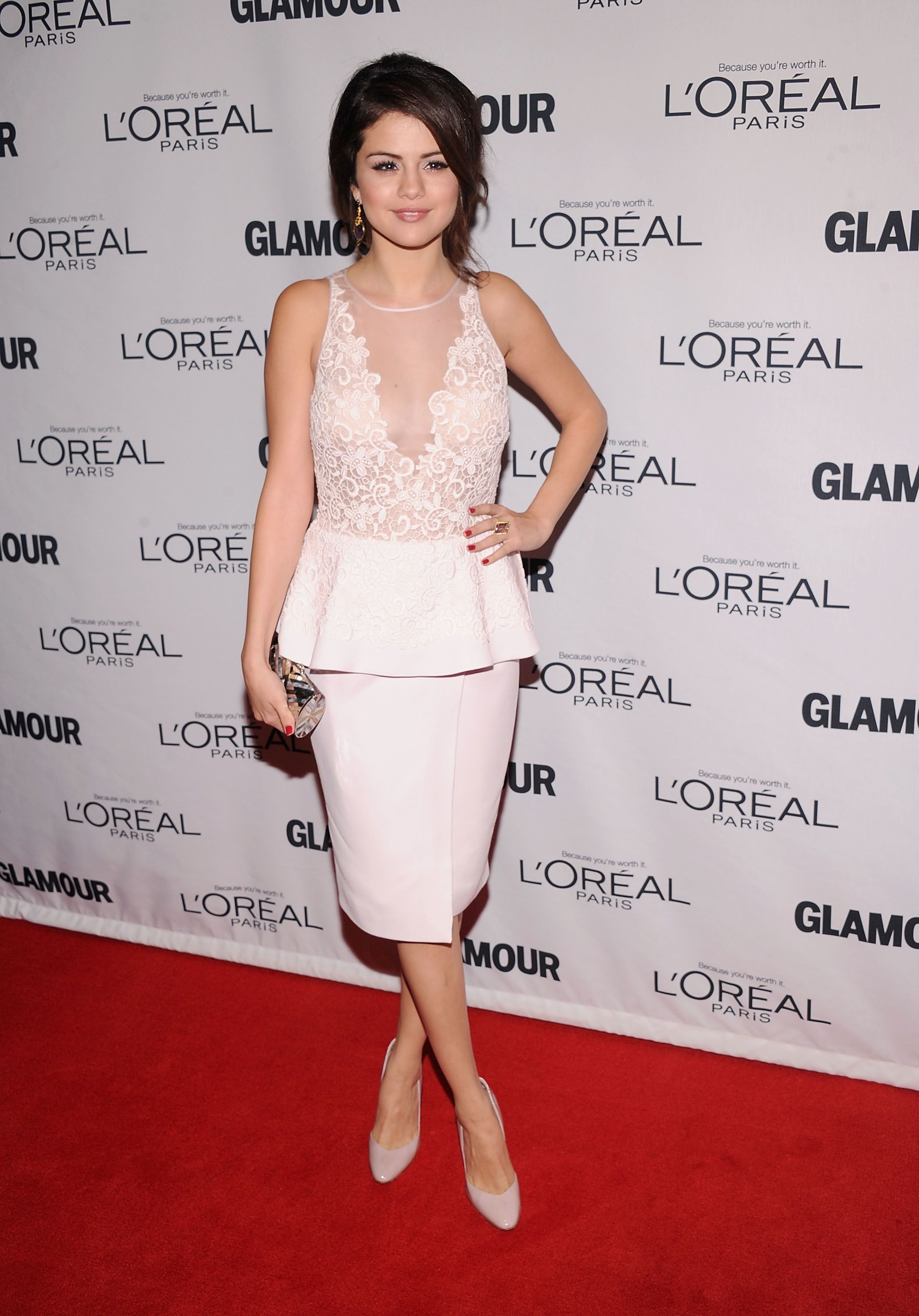 Selena Gomez on the Red carpet in style