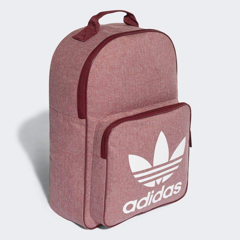 adidas Trefoil Casual Backpack - Red