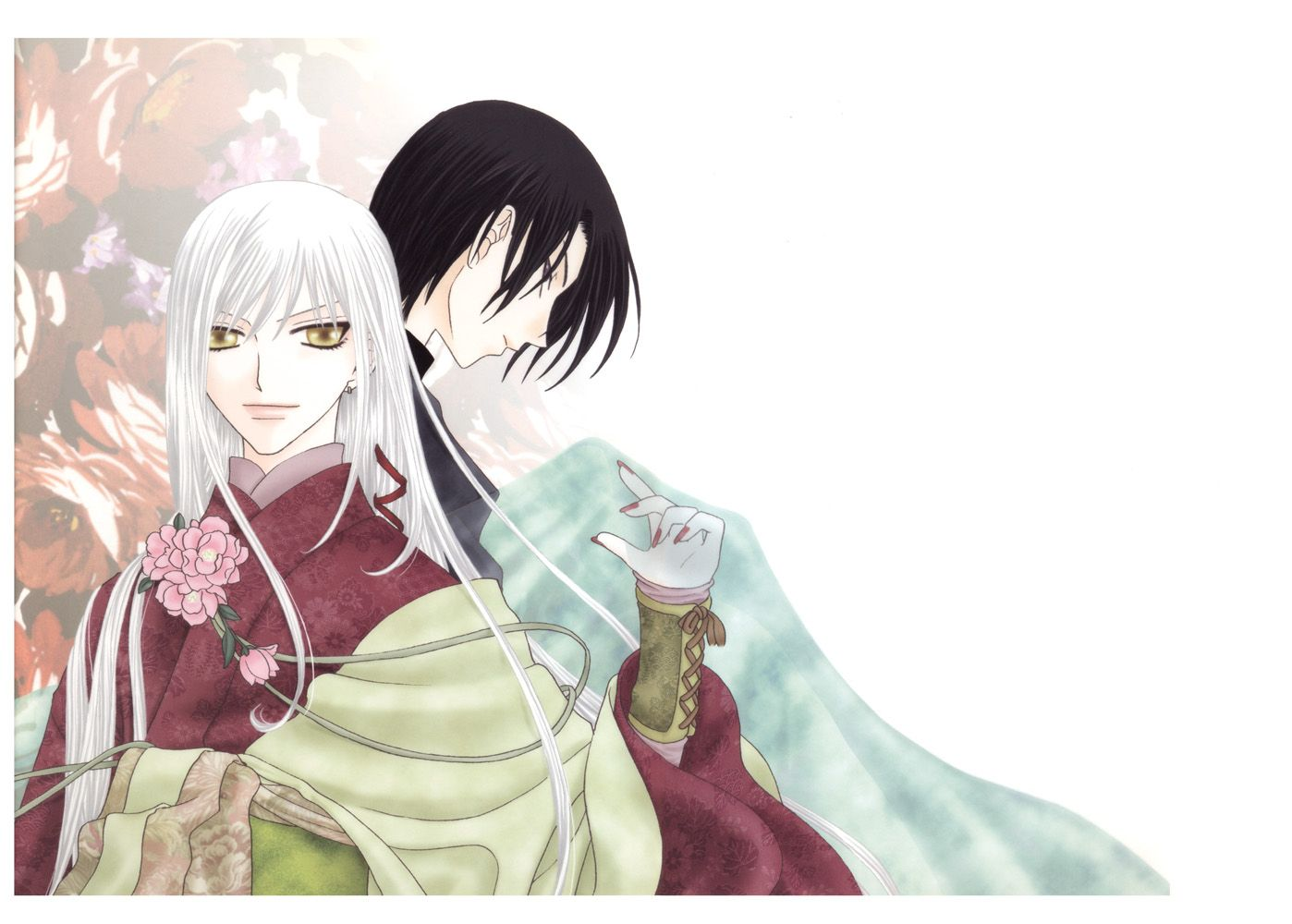 Image result for Ayame and Yuki Sohma pinterest