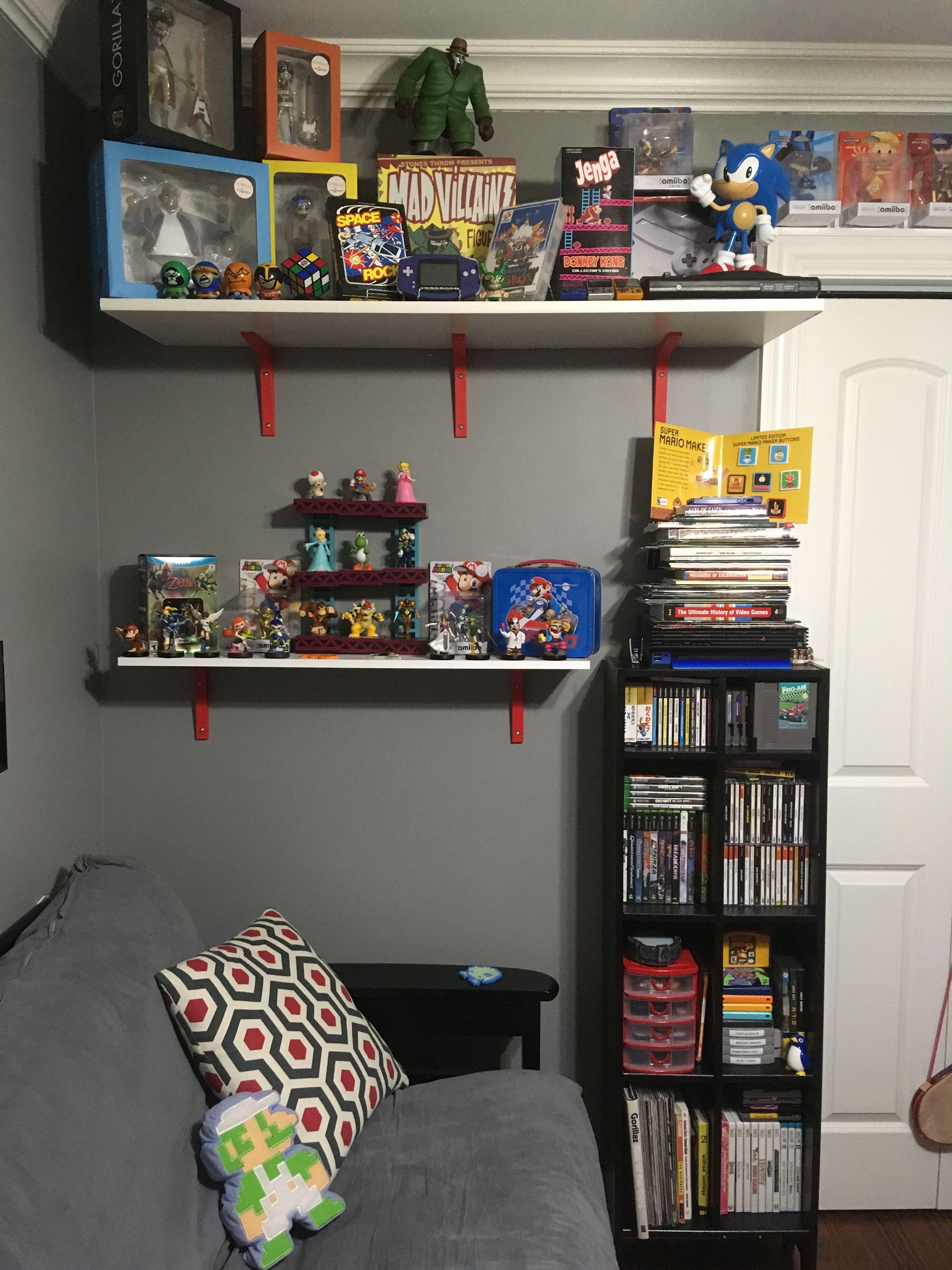 Design Your Room Game: Game Room Design, Video Game Rooms, Gamer Room