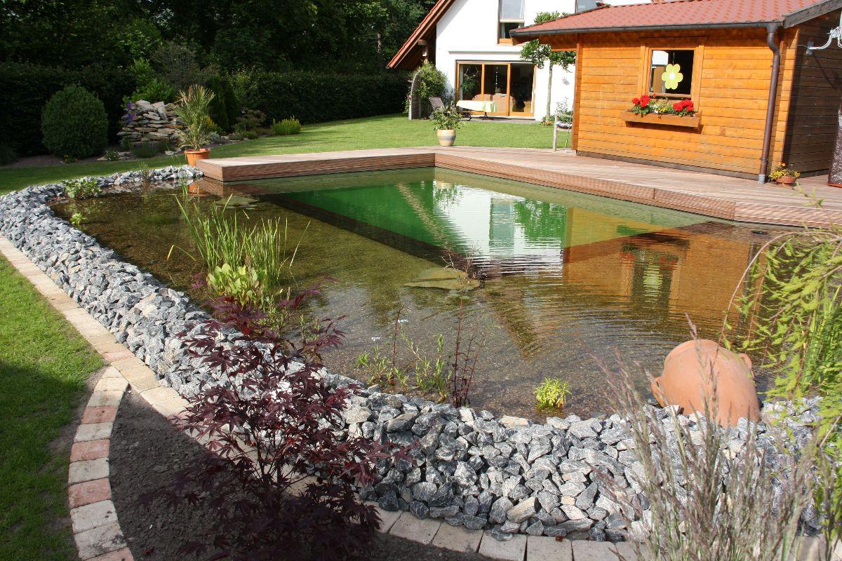 schwimmteich bei bielefeld schwimmteich bielefeld und natur. Black Bedroom Furniture Sets. Home Design Ideas