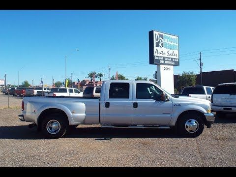 F350 Diesel For Sale >> 2004 Ford F350 Super Duty Crew Cab From Priced Right Auto
