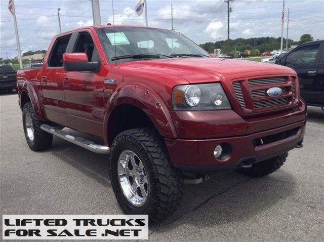 2008 Ford F150 Southern Comfort Conversion Lifted Truck With