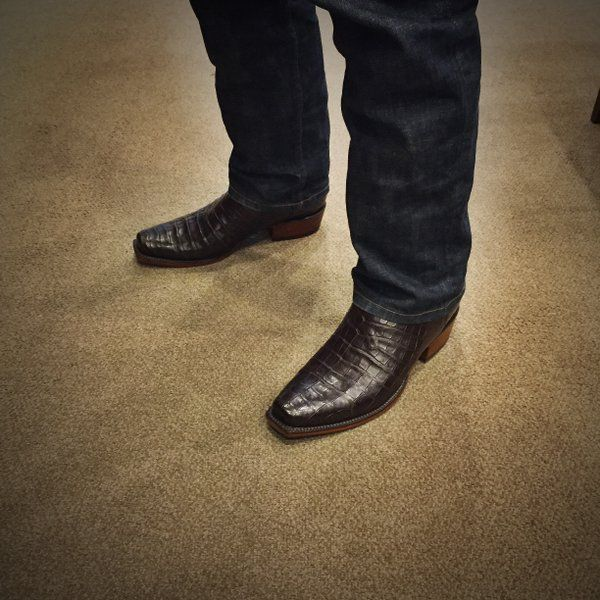 fca36feb2d5 Lucchese (@Lucchese1883) | Twitter. The Jones cowboy boot ...