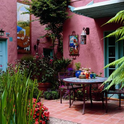 40 ideas for patios flower colors and san jose for Pinterest garden rooms