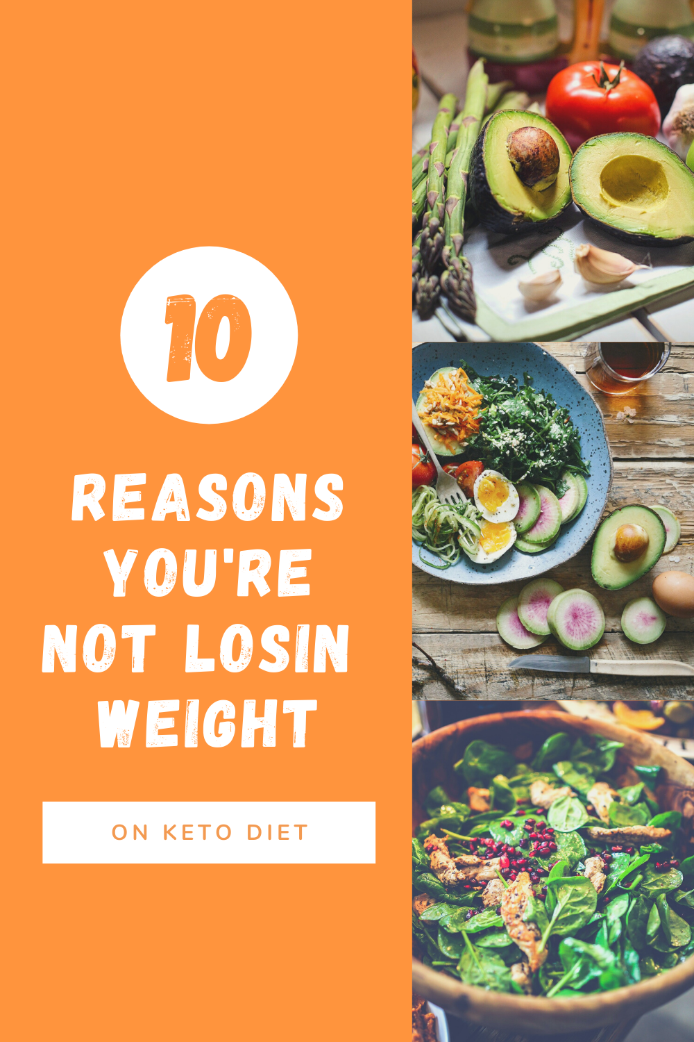 10 Reasons You Are Not Losing Weight On Keto Diet in 2020 ...